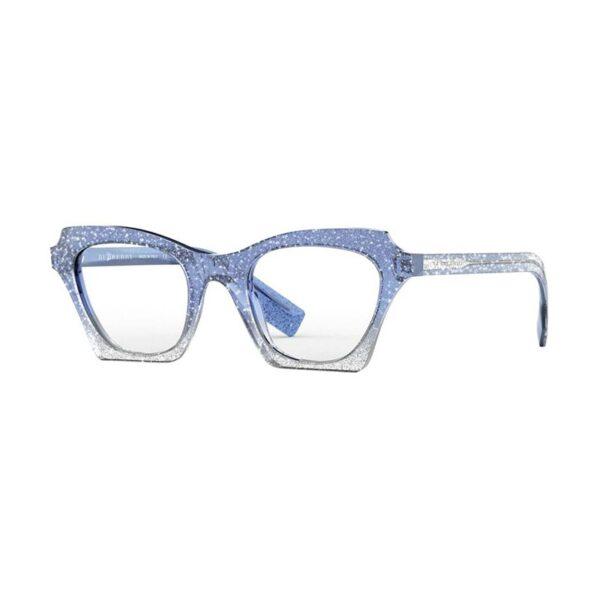 occhiali da sole donna black - grey gradient