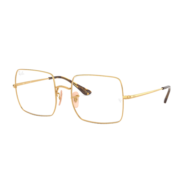 occhiali da vista Ray-ban Team Wang gold