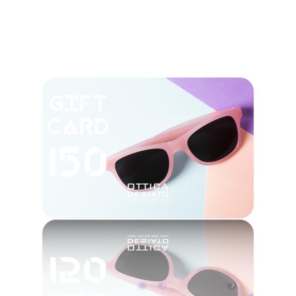 Gift Card -Ottica desiato