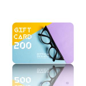 Gift Card - Ottica Desiato
